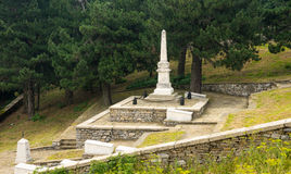 bulgarije Het gedenkteken van Shipka Royalty-vrije Stock Fotografie