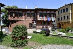Bulgarije, Oude Stad Plovdiv royalty-vrije stock afbeeldingen