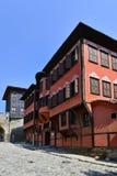 Bulgarije, Oude Stad Plovdiv stock afbeelding
