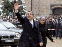 Bulgarije President Election Plevneliev Stock Afbeeldingen