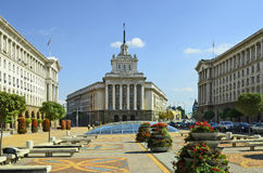 Bulgarije, Sofia Royalty-vrije Stock Afbeelding