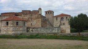 Bulgarische Festung stockbilder