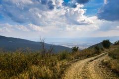 Bulgarische Landschaft Lizenzfreies Stockbild