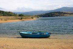 Bulgarische Landschaft während des Falles Lizenzfreie Stockfotos