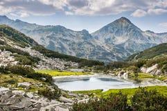 Bulgarischer Berg Stockfotografie