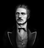 Bulgarischer Nationalheld Vasil Levski 1837-1873 Stockbilder