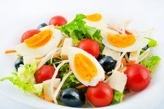 Bulgarischer Salat Lizenzfreies Stockbild
