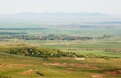 Bulgarisches Land Stockfotografie