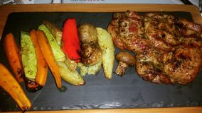 Bulgarisches Lebensmittel Stockbilder
