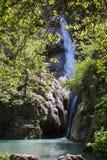 Bulgarisk vattenfall Arkivfoto
