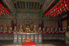 Bulguk Temple, Korean Republic Royalty Free Stock Image