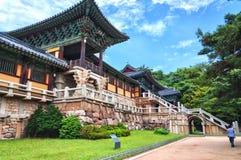 Bulguksa świątynia Obraz Royalty Free