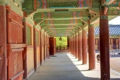 Bulguksa-Tempel Gyeongju Lizenzfreie Stockfotografie
