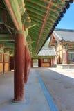Bulguksa-Tempel Gyeongju Stockfoto