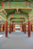 Bulguksa-Tempel Gyeongju Stockfotografie