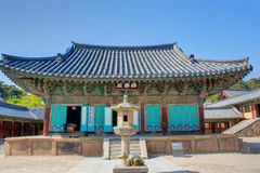 Bulguksa-Tempel Gyeongju Stockbilder