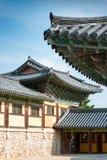 Bulguksa tempelpagoder fotografering för bildbyråer