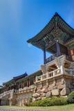 Bulguksa Temple Gyeongju. Bulguksa Temple  gyeongju city south korea Stock Photo