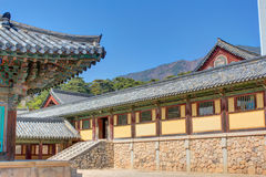 Bulguksa Temple Gyeongju. Bulguksa Temple  gyeongju city south korea Royalty Free Stock Images