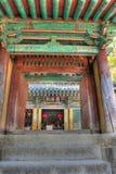 Bulguksa Temple Gyeongju. Bulguksa Temple  gyeongju city south korea Stock Images