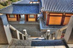 Bulguksa Temple Gyeongju. Bulguksa Temple  gyeongju city south korea Royalty Free Stock Photos