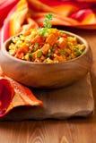 bulgur λαχανικά Στοκ Φωτογραφία