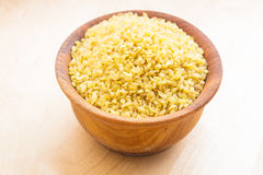 Bulgur Royalty Free Stock Image