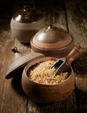 Bulgur Stock Photography