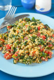 Bulgur pilaf Stock Photography
