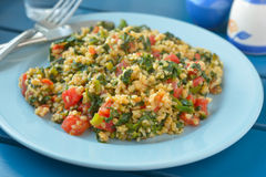 Bulgur pilaf Royalty Free Stock Photography