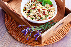 Bulgur salad Royalty Free Stock Images