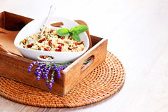 Bulgur salad Royalty Free Stock Photos
