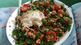 Bulgur Salat Immagini Stock Libere da Diritti