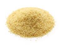 Bulgur tarwe, Turks voedsel royalty-vrije stock afbeeldingen