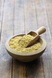 Bulgur tarwe, Turks voedsel stock fotografie