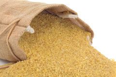 Bulgur Wheat Royalty Free Stock Photography