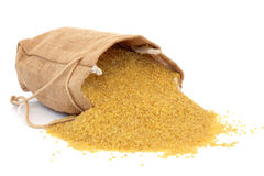 Bulgur Wheat Royalty Free Stock Image