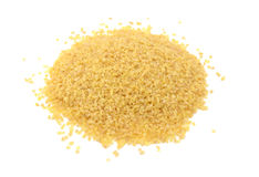 Bulgur wheat stock photography