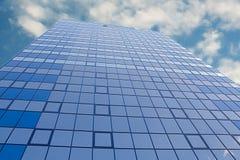 buliding самомоднейшие окна Стоковая Фотография RF