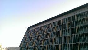 Buliding w Mahidol uniwersytecie, Fotografia Royalty Free
