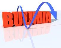 Bulimia Stock Image