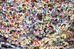Bulk beads Stock Photo