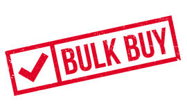 Bulk Buy rubber stamp Royalty Free Stock Photography