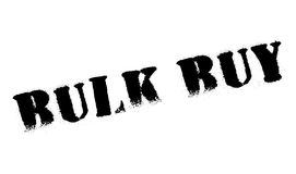 Bulk Buy rubber stamp Royalty Free Stock Images