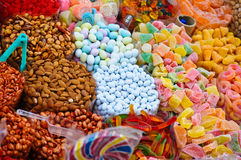 Bulk Candy Royalty Free Stock Photography