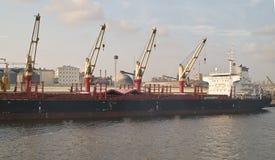Bulk cargo Royalty Free Stock Image