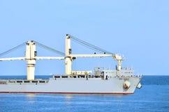 Bulk cargo ship Stock Photography