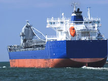 Bulk carrier Royalty Free Stock Image