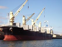 Free Bulk Carrier Royalty Free Stock Photography - 3010937