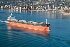 Bulk-carrier Stock Afbeeldingen